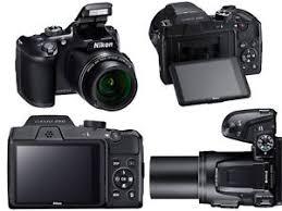 Nikon COOLPIX B500 16 0MP Digital Camera Black WIFI NFC Latest