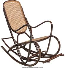 A Thonet Style Woven Cane And Bent Wood Rocking Chair. 43 ... Havana Cane Sofa Cushion Vintage Birdseye Maple Rocking Chair Woven Seat Sewing Mid Century Danish Modern Rope Wegner Pair Of Chairs Rosewood Carved With Cane Weaving Vti Chennai Antique Woven Rocking Chair Butter Churn On Wooden Malawi White Mid Century Arthur Umanoff Cord Rope Wicker Rocker Rustic Primitive Armchair Glider Seating Rattan Shabby Chic Coastal Country French Nursery Old Wooden Isolated Stock Photo