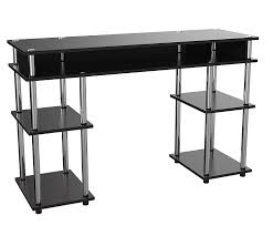 Mainstays Student Desk Multiple Finishes by Computer Table Mainstays Tier Writing Desk Multiple Finishes