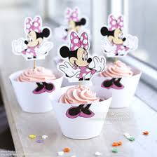 Baby Minnie Mouse Baby Shower Theme by Discount Baby Minnie Mouse Cake Decorations 2017 Baby Minnie