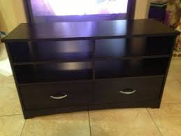 Sauder Beginnings 4 Drawer Dresser Cinnamon Cherry by Sauder Beginnings Tv Stand For Tvs Up To 46