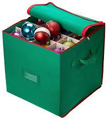 Amazon Christmas Ornament Storage
