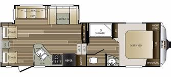 2016 5th Wheel Toy Hauler Floor Plans by New Or Used Fifth Wheel Campers For Sale Rvs Near Tucson