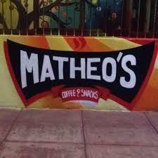 100 Matheson Trucking Matheos Coffee Snacks Places Directory