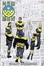 New X Men By Grant Morrison Frank Quitely July 2001 Through May 2004