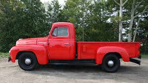 1953 International Harvester 110 Pickup | F21 | Chicago 2015 Picking Up The Pieces Of A Classic Truck Wsj 1953 Intertional Pickup Harvester A Series Wikipedia Old Stock Photos No Reserve Wkhorse Trucks For Sale The Linfox R190 Three L Pickup R110 Newer Chassis Acautocruse Patina Man History Bus Company Kampat On Vacation 1955 Rseries
