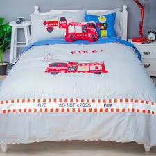 100 Fire Truck Bedding Fire Truck Bedding