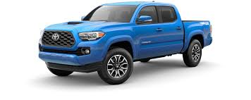 100 Toyota Tacoma Used Trucks 2020 Pickup Built For The Endless Weekend