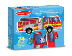 Melissa & Doug Fire Truck Jumbo Jigsaw Floor Puzzle (24 Pcs, 121 ... Sound Puzzles Melissa Doug 3d Stacking Emergency Vehicles Refighter Truck Melissa And Doug Kids Play Pretend Toys Dillards Around The Fire Station Puzzle R Us Canada Solar System Space Radar Find More And Firetruck Makes Noise For Sale Doug Wooden Fire Games Compare Prices The At John Lewis Partners Disney Baby Mickey Mouse Friends Wooden Truck 100 Pieces Ktpuzz9 Colorful Fish Peg Personalized Miles Kimball Memtes Electric Toy With Lights Sirens Sounds