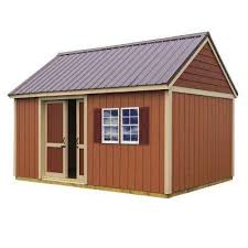 Tuff Shed Barn House by Best Barns Wood Sheds Sheds The Home Depot