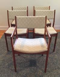 Danish Modern Style Dining Chairs By D-Scan   Etsy Danish Midcentury Modern Rosewood And Leather Ding Chairs Set Of Scdinavian Ding Chairs Made Wood Rope 1960s 65856 Mid Century Teak Seagrass Style Layer Design Aptdeco 6 X Style Room Chair 98610 Living Room Fniture Replica Wooden And Rattan 2 68007 Pad Lifestyle Herringbone Sven Ding Chair Sophisticated Eight Brge Mogsen In Vintage Market Weber Chair Weberfniturecomau Vintage Danish Modern