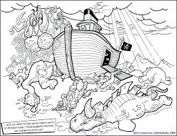 Noah Webster Coloring Page Noahs Ark Pages For Toddlers Download Free Printable Large Size