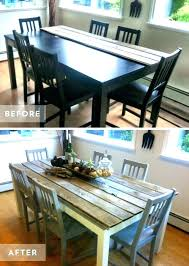 Make Your Own Dining Table Making A Room Appealing