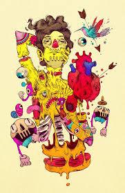 Raul Urias Colorful Future