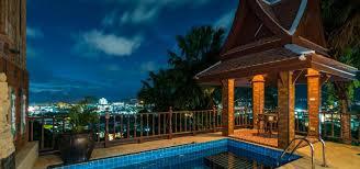 100 Villa In 50pee Seaview Pool Villa In Patong Boxing Bag Foosball