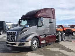 2019 Volvo VNL64T740 Sleeper Semi Truck For Sale | Missoula, MT ...