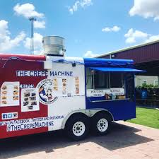 100 Food Trucks In Houston The Crpe Machine Home Facebook