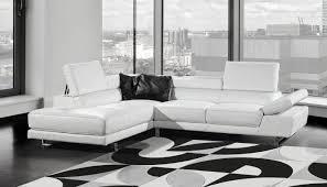 canape cuir design contemporain canape cuir angle design intérieur déco