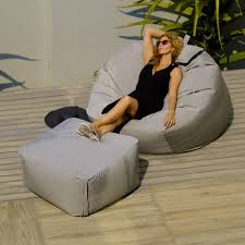 28% Off On Peggy Sue Outdoor Bean Bag Chairs - Home & Garden ... Fussball Bean Bag Gaming Recliner Faux Leather Pixel Gamer Chair Leatherdenim Jaxx Bags Shop 5foot Memory Foam On Sale Free Shipping Giant 6foot Moon Pod Space Gray Buy The Fatboy Original Beanbag Online Large Beanbag Sofas Lounger Sofa Cover Waterproof Stuffed Cordaroys Full Size Convertible By Lori Greiner Aloha In Azure King Kahuna Beanbags Diy A Little Craft In Your Day Greyleigh Reviews Wayfair