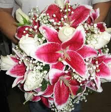 191 best Oriental Lily Stargazer Wedding Flowers images on