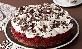 sahne kirsch torte
