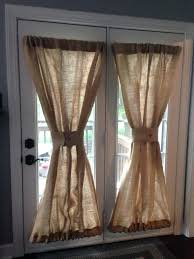 Walmart Curtains And Window Treatments by Walmart Curtains Kitchen Burlap Sheers French Door Drapes Country
