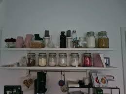 ikea värde regal weiß küchenregal