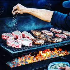 Pin By Ken Calbi On BBQ Grill In 2018 | Pinterest | Grilling, Chef ... Food Trucks Roll Onto Campus Coyote Chronicle Santa Monica Attempts A Truck Lot Again Eater La Hungry Head Over To Thursdays At Innovations Academy 8 Gourmet Foods To Buy Now Visiting The Broad Traveler And Tourist Venice Beach Trail Grazin Just Standing In A Parking Lot Eating Korean Bbq Tacos San Diego Where Is Cat July 2010 Co Las Trend The Unemployed Eater 2010s Top 10 Foodstuffs Under