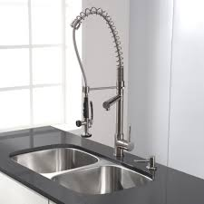 Danze Parma Kitchen Sink Faucet by Platinum Kitchen Faucet Commercial Style Wall Mount Two Handle