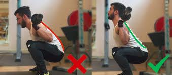 squat et douleurs aux genoux comment éviter les douleurs