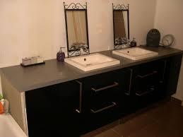 fabriquer un meuble de cuisine meuble de salle de bain diy