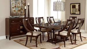 Homelegance Aubriella Pedestal Dining Set