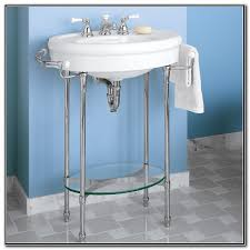 American Standard Retrospect Sink Console by Double Console Sink Metal Legs Sink And Faucets Home