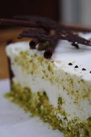 cake a la pate de pistache la sicilienne gâteau pralinettes