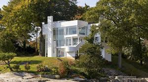 100 Richard Meier Homes Revisits The House That Launched His Career50 Years