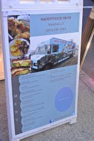 Maddy's Food Truck Menu, Menu For Maddy's Food Truck, Stamford ...