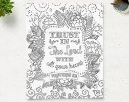Coloring Page Printable Bible Verse Proverbs 35 By Coloringpage