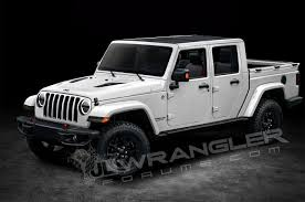 Will The Jeep Wrangler Pickup Look Like This? - Motor Trend Nemer Chrysler Jeep Dodge Ram 2012 Wrangler Jk8 Cversion At Truck Aftermarket Parts Bandit 70 Hemi Supercharged Lifted Youtube Willys Pickup Trucks Sale After The War Willysoverland Company Digital Camo4 Doorvinyl Decal Set For Vehicles Chopped 2 Door Xj Just Jeeps Pinterest Trucks Jeep Cherokee 4 Door Image 189 Beautiful With Cars Web Museum