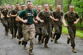 Connecting Fitness and Leadership An OCS Perspective USMC OFFICER