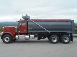 Trucks Used: Peterbilt Dump Trucks Used