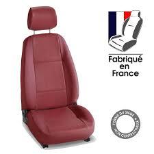 housse de siege sur mesure de siège auto sur mesure matra murena simili cuir 3 sièges