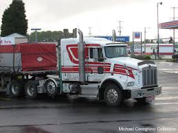 100 Sherman Bros Trucking Kenworth T800 With Side Mounted Exhaust Tr Flickr