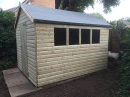 6x5 Shed Double Door by A51 Sheds Fencing U0026 Concrete Garages