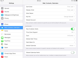 How to turn off iOS Calendar Notifications for iCloud shared