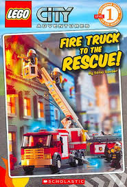 Lego City: Fire Truck To The Rescue (Level 1): Fire Truck To The ...