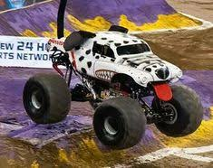 Monster Jam Mut DalmationHer Performance Was Amazing One Of The Best