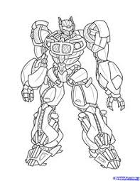 Transformers Coloring Pages See More How To Draw Jazz Step 24
