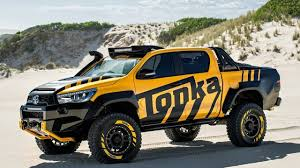 2017 Toyota HiLux Truck Tonka Concept Review - YouTube Toyota Hilux 2016 V20 131x Ats Mods American Truck Simulator New Toyota Hilux What A Mick Lay Motors Wikipedia First Drive Tipper Pick Up Trucks Pickups For Sale Pickup From The United Behold Incredible Drifting Top Gear Check Out These Rad Hilux We Cant Have In Us At35 Professional Pickup 4x4 Magazine Rc Truck Drives Under Ice Crust Of Frozen