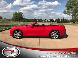 Used Chevrolet Camaro 2SS Convertible RWD For Sale In Wichita, KS ... Used Cars Lawrence Ks Trucks Auto Exchange 2016 Chevrolet Silverado 1500 Ltz For Sale Near Minneapolis Garden City Car Specials Lewis Nissan Midway Motors In Hutchinson Great Bend Pratt Wichita New Maxima For Orr Of 1985 Peterbilt 359 Dump Truck Item Dc0655 Sold March 22 Vehicles Topeka Dealer And Davismoore Chrysler Sterling L8500 Sale Price 33400 Year 2005 Ram 2014 Dodge 2500 By Owner 67213