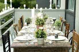 Outdoor Dinner Table Essential Ingredients For Hosting The Perfect Party Decorations Dining Patio Ideas Backyard